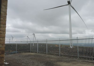 33 kV Wind Farm Connection, Crook Hill, United Kingdom