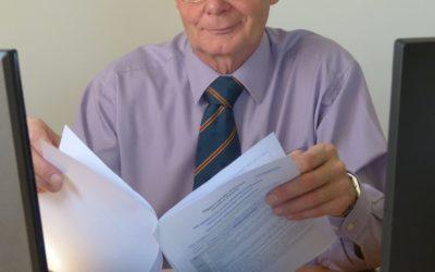 Geoff Stott