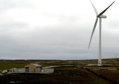 33 kV Wind Farm Connection, Reaps Moss, United Kingdom