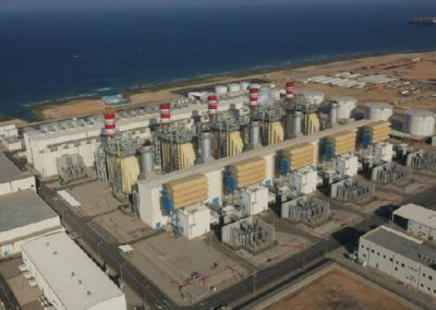 Oman Power & Water Procurement Company (OPWP), Sur IPP 2,000MW