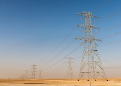 Allocation of Dhofar Power Company assets to successor companies, Oman